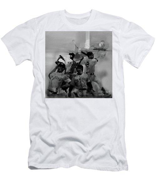 Base Ball Players Men's T-Shirt (Slim Fit) by Gull G
