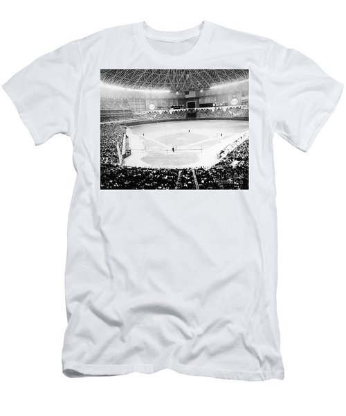 Baseball: Astrodome, 1965 Men's T-Shirt (Athletic Fit)