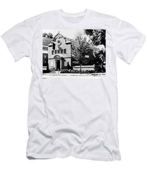 Baseball Hall Of Fame Men's T-Shirt (Athletic Fit)