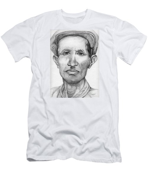 Bashi Men's T-Shirt (Athletic Fit)