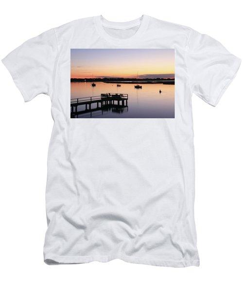 Bass River Before Sunrise Men's T-Shirt (Athletic Fit)