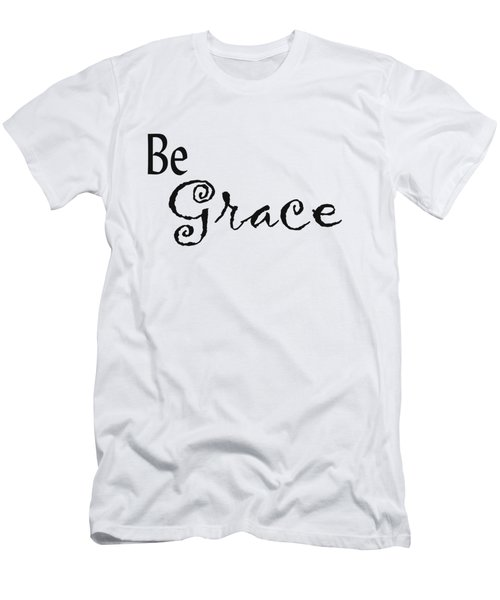 Be Grace Men's T-Shirt (Athletic Fit)