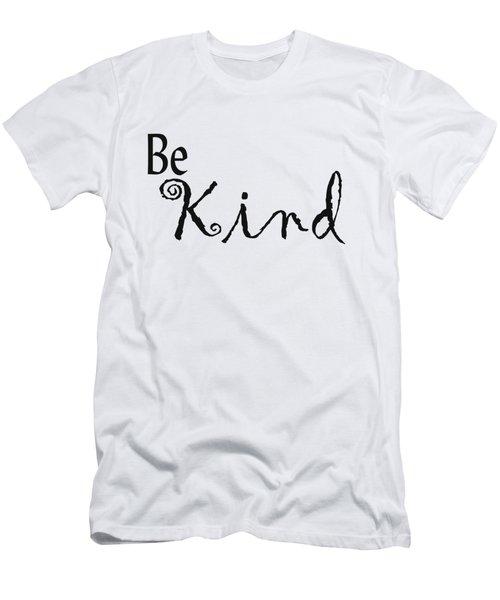 Be Kind Men's T-Shirt (Athletic Fit)