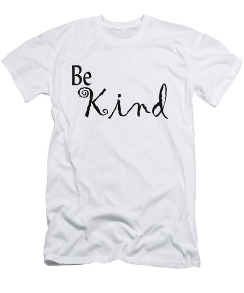 Be Kind Men's T-Shirt (Athletic Fit)