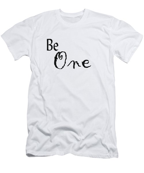 Be One Men's T-Shirt (Athletic Fit)