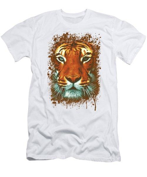Be Wild Men's T-Shirt (Athletic Fit)