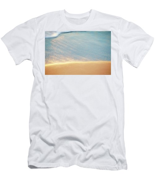 Beach Caress Men's T-Shirt (Athletic Fit)
