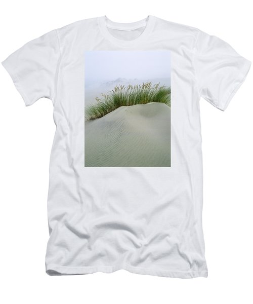 Beach Grass And Dunes Men's T-Shirt (Athletic Fit)