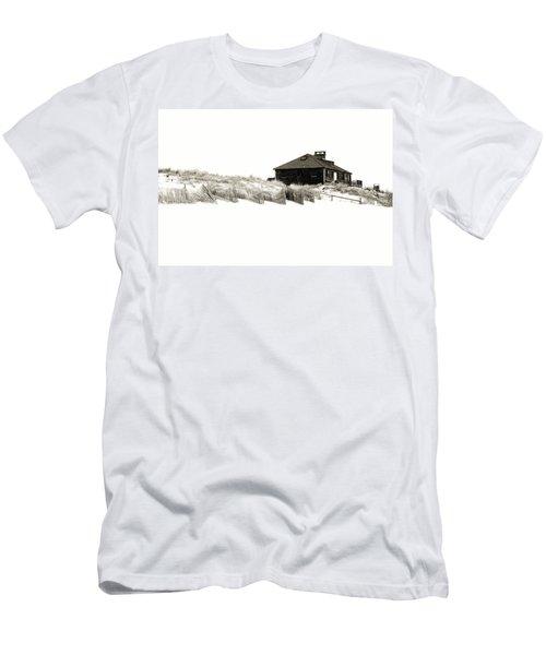 Beach House - Jersey Shore Men's T-Shirt (Athletic Fit)