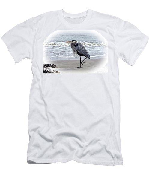 Beach Time Men's T-Shirt (Athletic Fit)