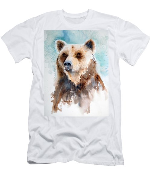Bear Essentials Men's T-Shirt (Athletic Fit)