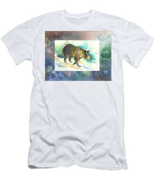 Bear I Men's T-Shirt (Athletic Fit)