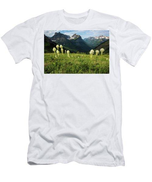 Beargrass - Glacier Np Men's T-Shirt (Athletic Fit)