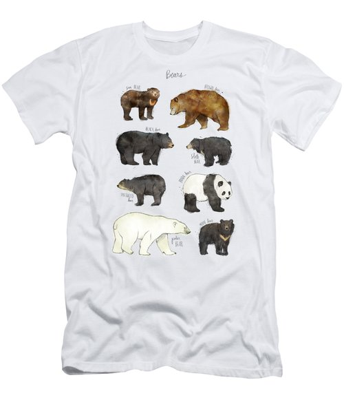 Bears Men's T-Shirt (Athletic Fit)