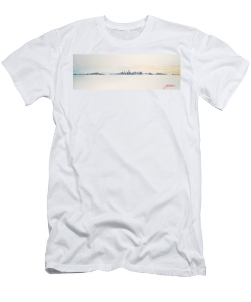Beautiful Morning Men's T-Shirt (Athletic Fit)