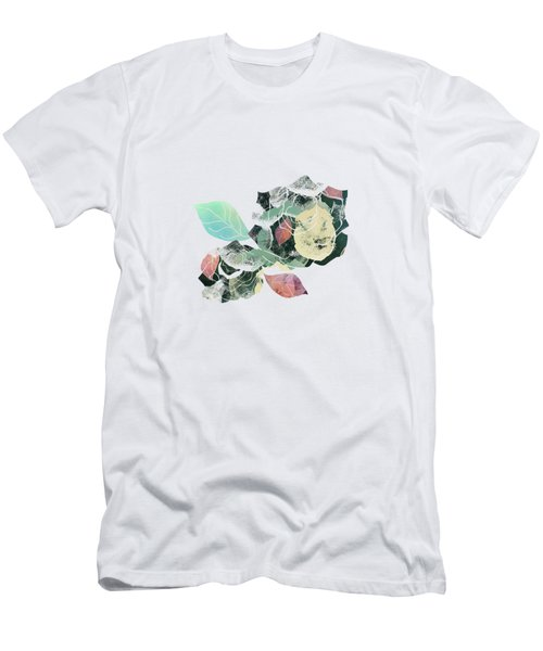 Bed Of Roses Men's T-Shirt (Athletic Fit)