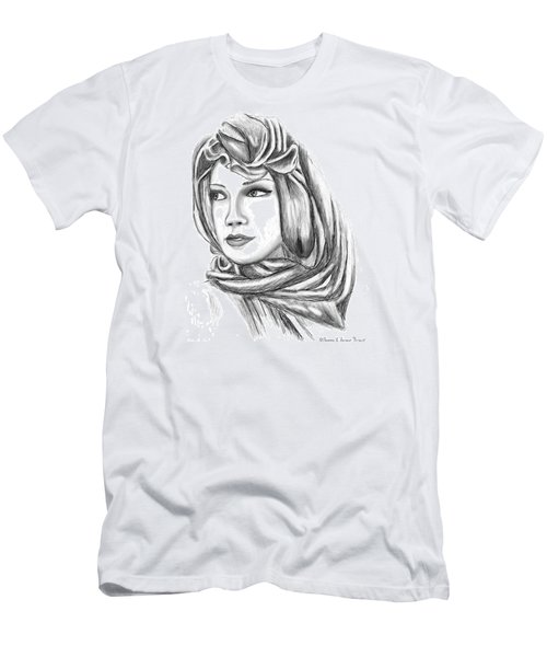 Bedouin Woman Men's T-Shirt (Athletic Fit)