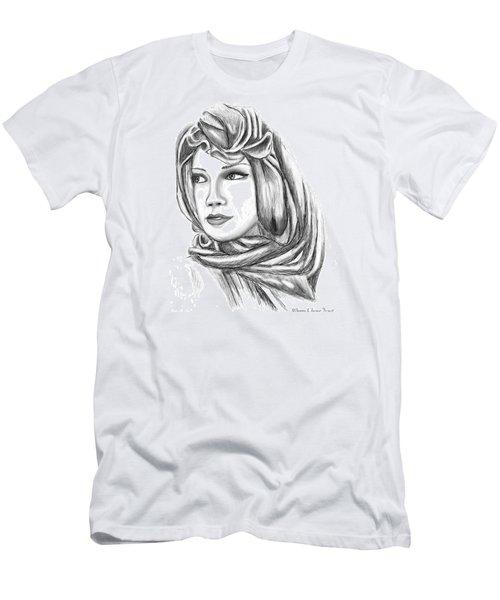 Bedouin Woman Men's T-Shirt (Athletic Fit)