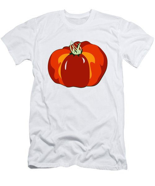 Beefsteak Tomato Men's T-Shirt (Athletic Fit)