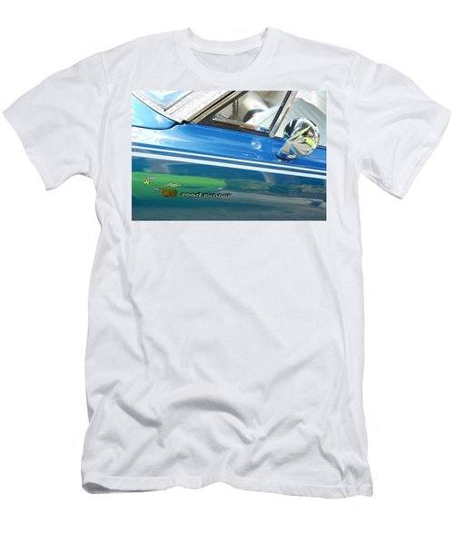 Beep Beep Hot Rod Men's T-Shirt (Athletic Fit)