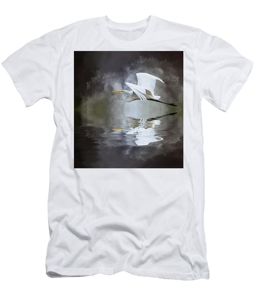 Before The Storm Men's T-Shirt (Slim Fit) by Cyndy Doty