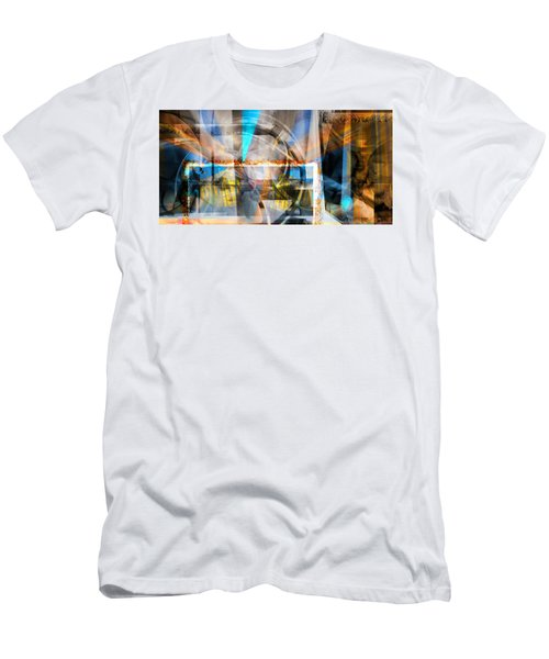 Behind A Dream Men's T-Shirt (Athletic Fit)