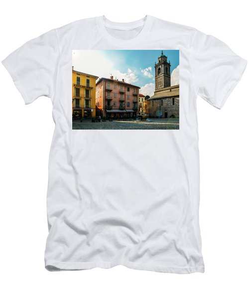Bellagio, Lake Como, Italy. Men's T-Shirt (Athletic Fit)