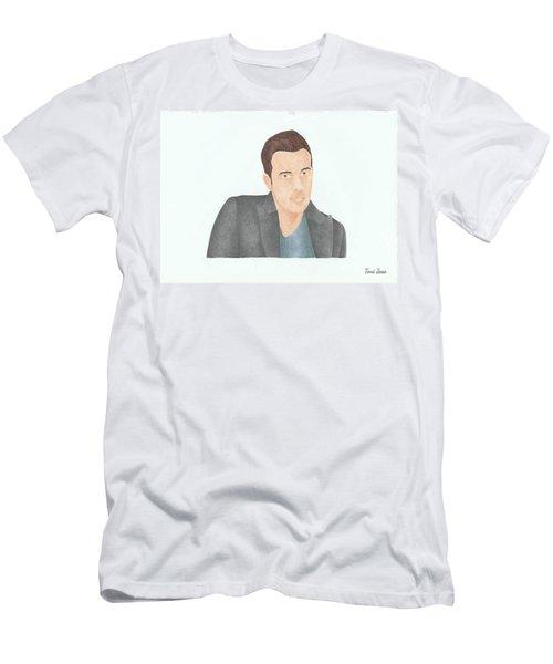 Ben Affleck Men's T-Shirt (Athletic Fit)