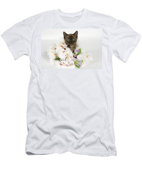 Bengal Lei Men's T-Shirt (Athletic Fit)