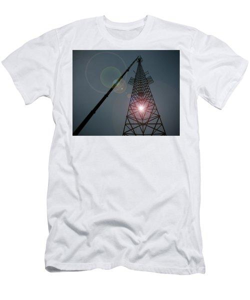 Berkeley Springs Men's T-Shirt (Slim Fit) by Robert Geary