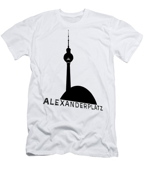 Berlin Alexanderplatz Men's T-Shirt (Slim Fit)