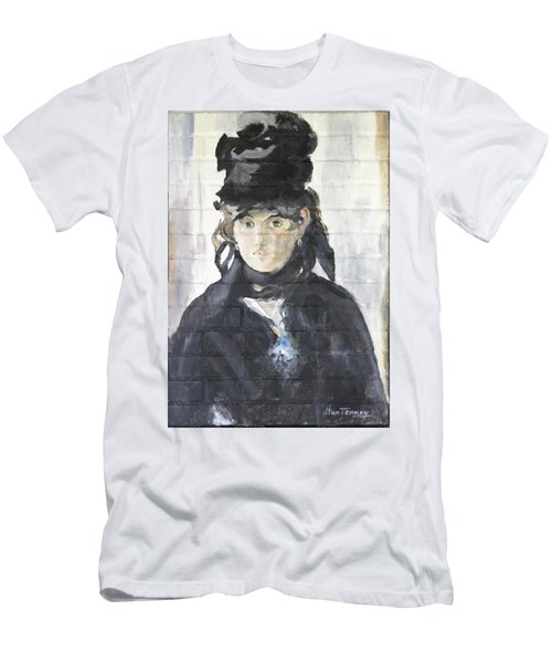 Berthe Morisot Men's T-Shirt (Slim Fit) by Stan Tenney