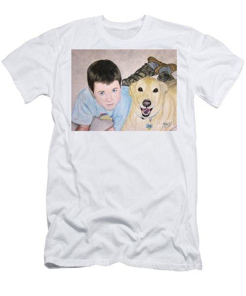 Best Buddies Men's T-Shirt (Athletic Fit)