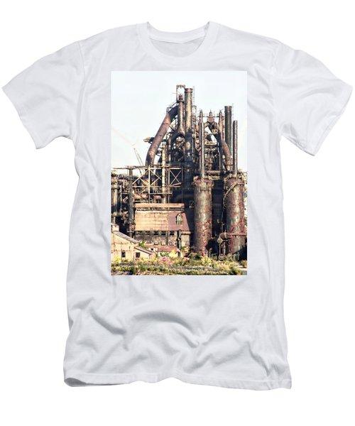 Bethlehem Steel # 14 Men's T-Shirt (Athletic Fit)