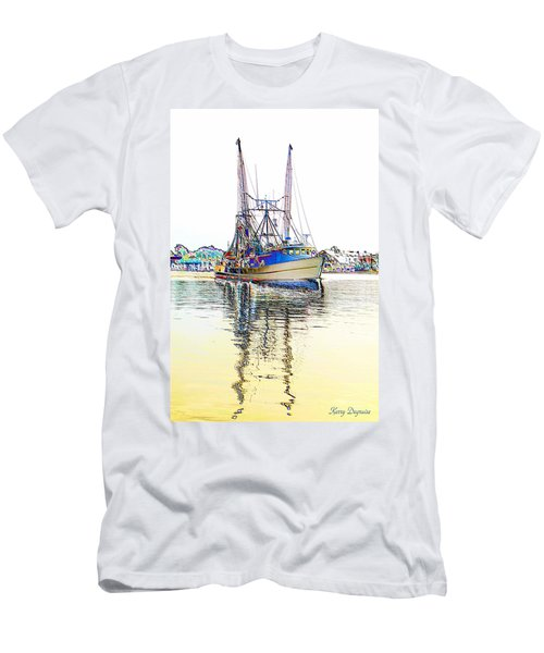 Better Days Ahead  Men's T-Shirt (Athletic Fit)