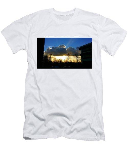 Evil Cloud Men's T-Shirt (Athletic Fit)