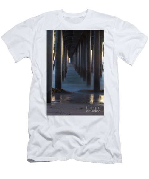Between The Pillars  Men's T-Shirt (Athletic Fit)