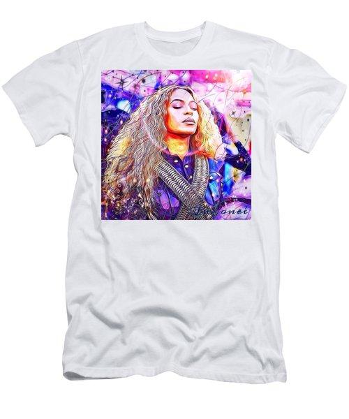 Beyonce Men's T-Shirt (Athletic Fit)