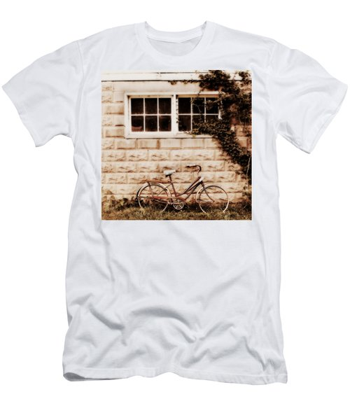 Bicycle Men's T-Shirt (Athletic Fit)