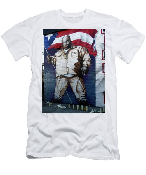 Big Pun Men's T-Shirt (Athletic Fit)