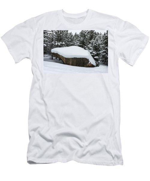 Big Rock - 0623 Men's T-Shirt (Athletic Fit)