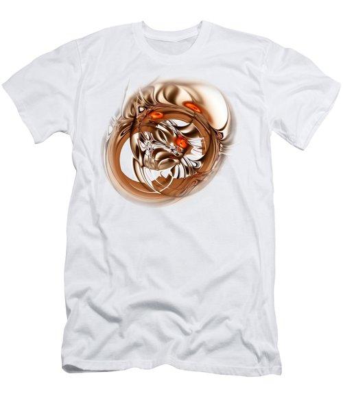 Binding Men's T-Shirt (Athletic Fit)