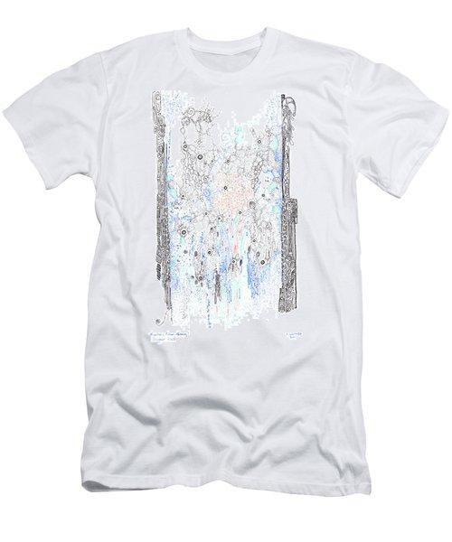 Bingham Fluid Or Paste Men's T-Shirt (Athletic Fit)