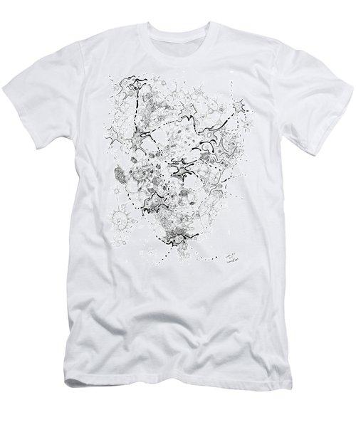 Biology Of An Idea Men's T-Shirt (Athletic Fit)