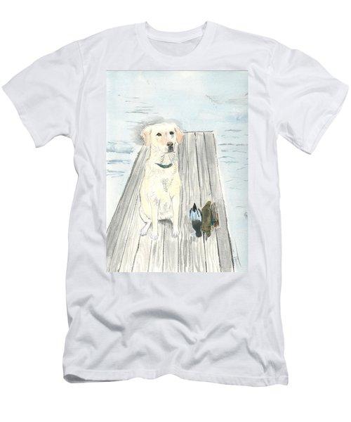 Bird Dog Men's T-Shirt (Athletic Fit)