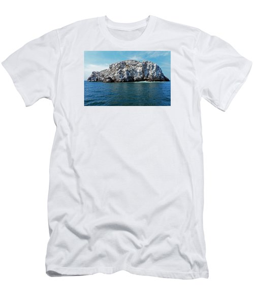 Bird Island 2 Men's T-Shirt (Athletic Fit)