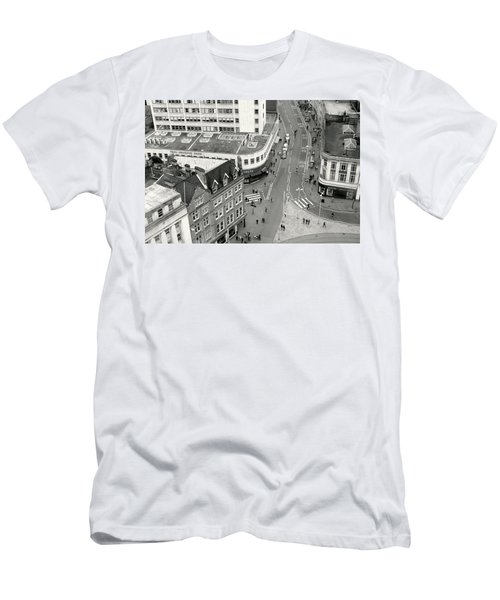 Birds Eye View Men's T-Shirt (Slim Fit)