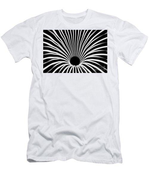Black Hole Men's T-Shirt (Athletic Fit)