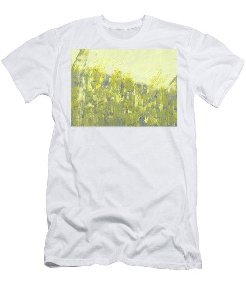 Bladverk I Motljus  - Sunlit Leafs_0158 Up To 76 X 51 Cm Men's T-Shirt (Athletic Fit)
