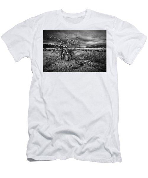 Bleached Bones Men's T-Shirt (Athletic Fit)